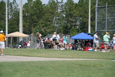 GRPA District Baseball Tournament In Moultrie