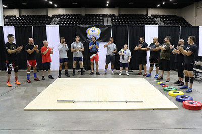 2019 SSG Olympic Weightlifting Championships - Sarasota, Fla.