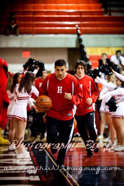 Harlingen vs Harlingen South Boys Basketball - 1/16/09