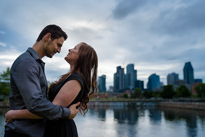 Jennifer and Radu