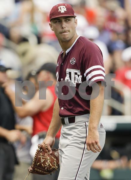 A&M pitcher