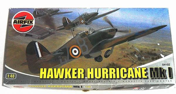 1-48 Hurricane Mk.I
