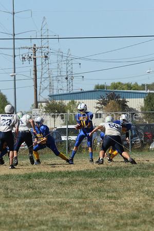 Midget Football September 9, 2012