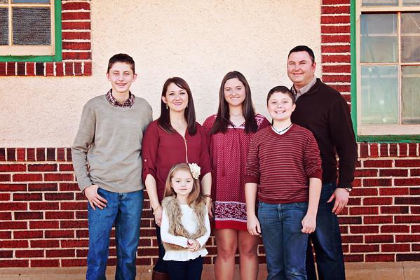 Holt Family Portraits