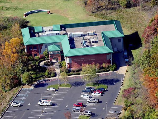 10.22.12 Aerials at South Charleston Campus