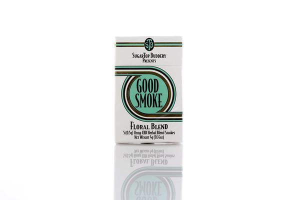Sugartop Buddery (Hemp Smoke)