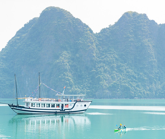 3 Day Cruise | Halong Bay, Vietnam