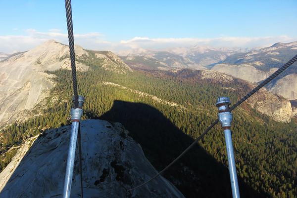 Half Dome: Oct 6-9, 2014