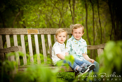 Jennifer Bricarell Family Portraits