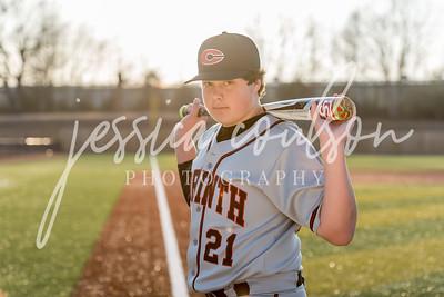 Tripp ~ CHS Baseball