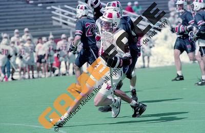 1992-1993 Men's Lacrosse