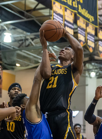 Men's College Basketball: Bowie State vs. Chowan University