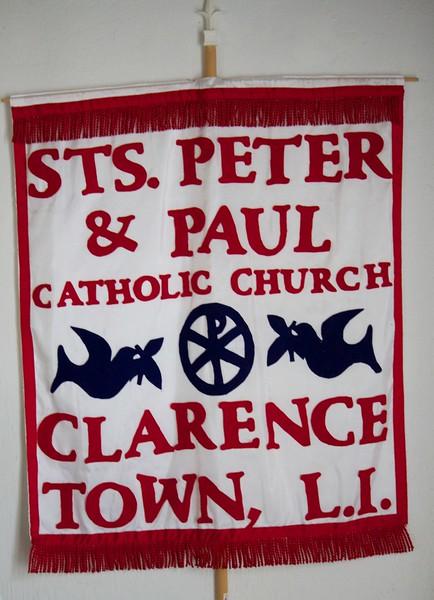 Sts. Peter and Paul Catholic Church, Clarence Town, Long Island, Bahamas
