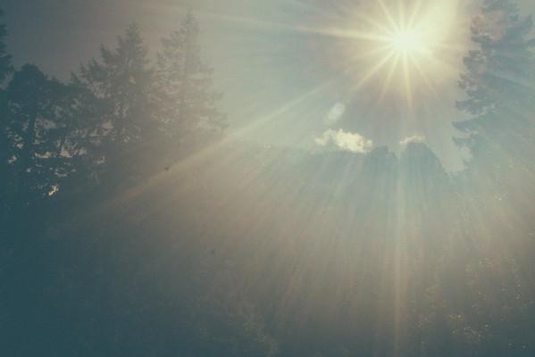 Day in Yosemite, 4