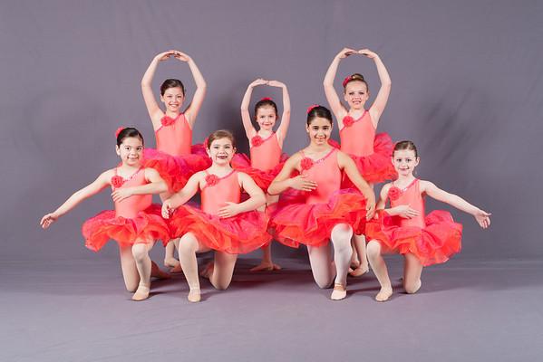 Ballet 1 - Thursday