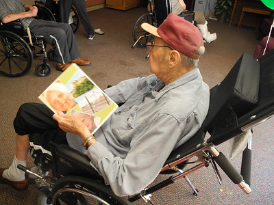 Gramps 90th Birthday