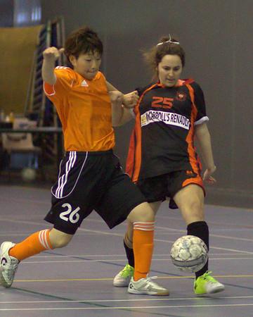 2012 1020 - Futsal PL Women & Men v IW Magic