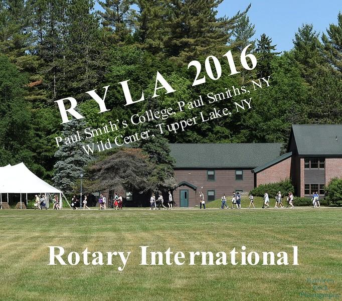 Rotary International RYLA 2016