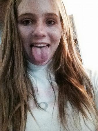 Katherine Selfies