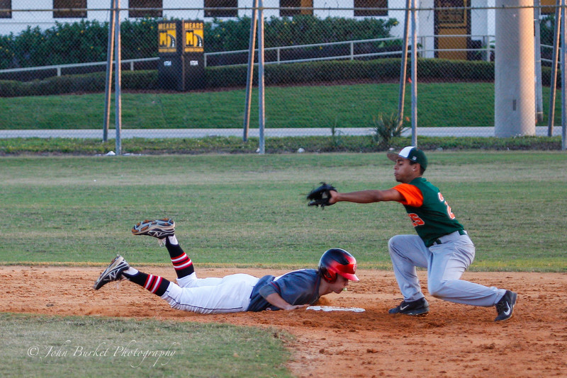 LHPS Varsity Baseball vs Jones 2-28-2014
