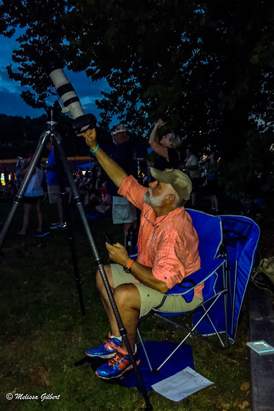 Photographing Totality