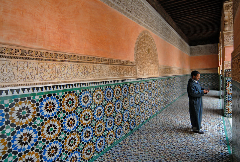 Ali ben Youssef Medersa, Marrakech