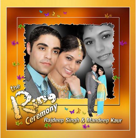 Rajdeep and Mandeep