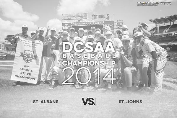 DCSAA 2014 Baseball Championship