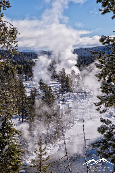 Yellowstone 2019 Landscapes