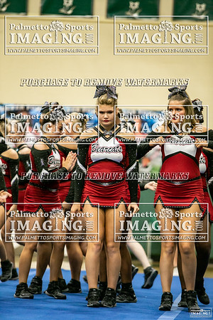 Brookland Cayce Varsity Cheer-Silverfox Invitational