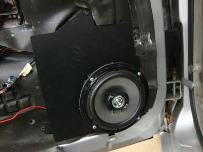 Cadillac Speaker Installations