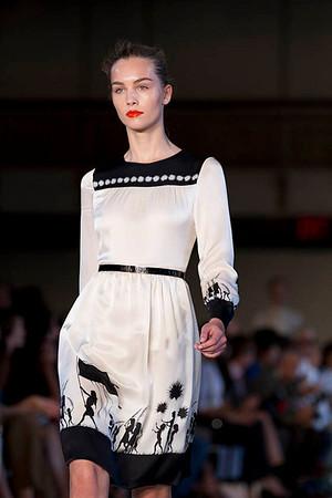 Jill Stuart Runway NY Fashion Week Spring 2011
