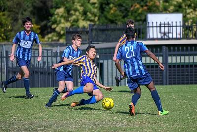Under 18 Round 5 Vs Roselea FC