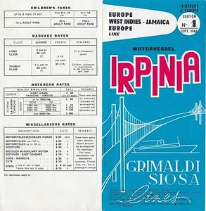 IRPINIA - Grimaldi Siosa