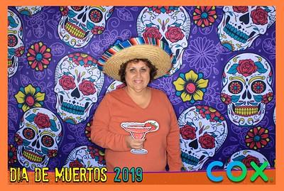 Dia De Muertos 2019