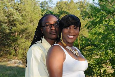 Takia & Brandon - Engagement