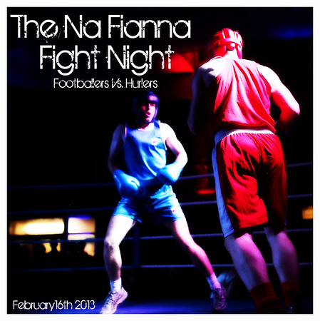 Na Fianna Fight Night 2013