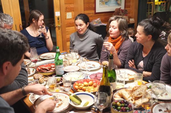 Tahoe New Year 2011