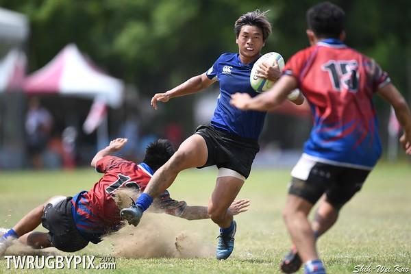2021大專盃15s-公開組-台灣體育大學 VS 台北市立大學