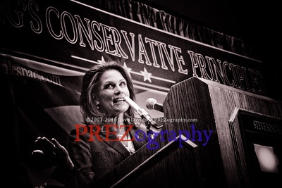 Michele Bachmann at Steve King Conference