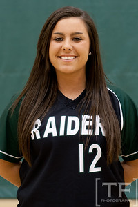 Oakland CC Softball 2012