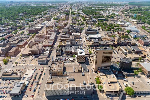 Fargo Aerial Photos