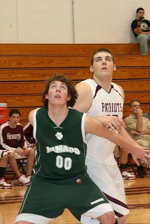 Ramapo Basketball 2007-2008