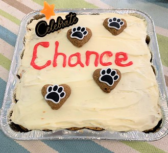 Chance's 4th bday!!