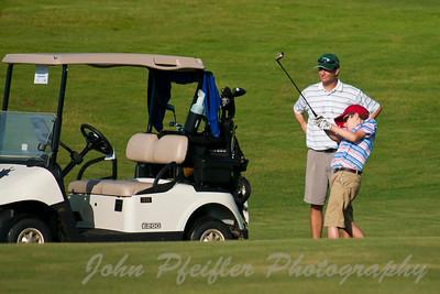 Back 9 Action Parent-Child Golf 2013