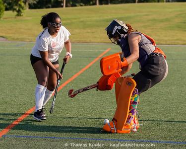 Field Hockey Tryouts 8/6/19