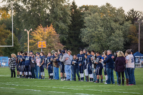 CC Football vs West Lafayette 2015-10-16