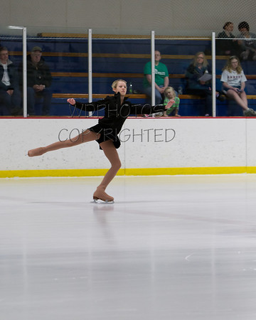 19th Annual Figure Skating Club of Billings Competition - Friday Feb 24th - On the Ice