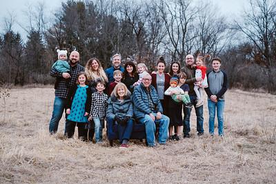 Young Family Christmas 2020