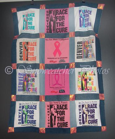 The T-shirt Quilt